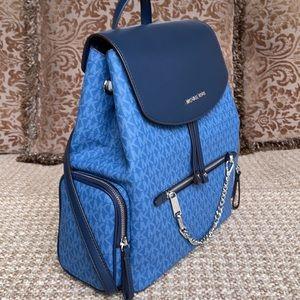 Michael Kors Jet Set Item LG Chain Backpack